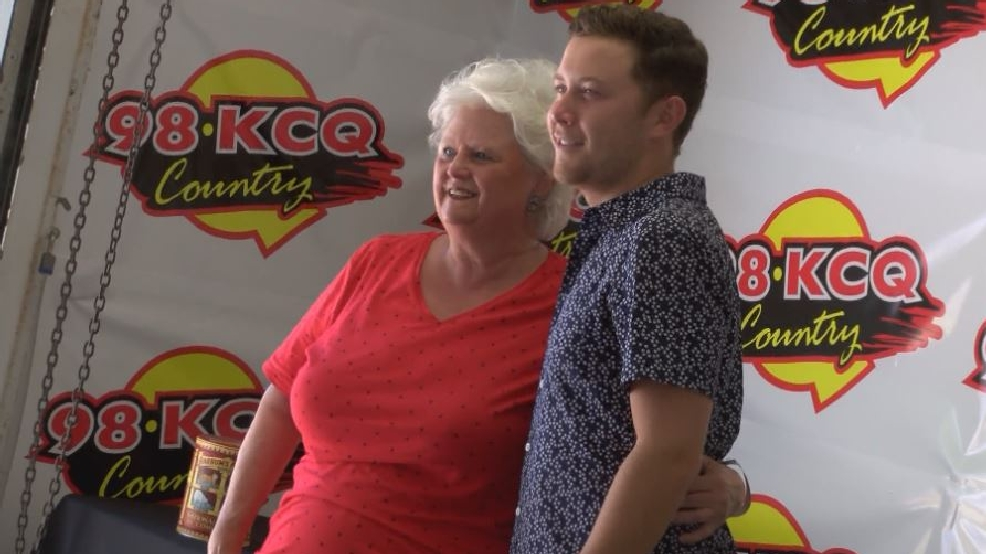 scotty mccreery meet and greet pictures