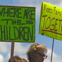 Children from border fight in Washington state foster care