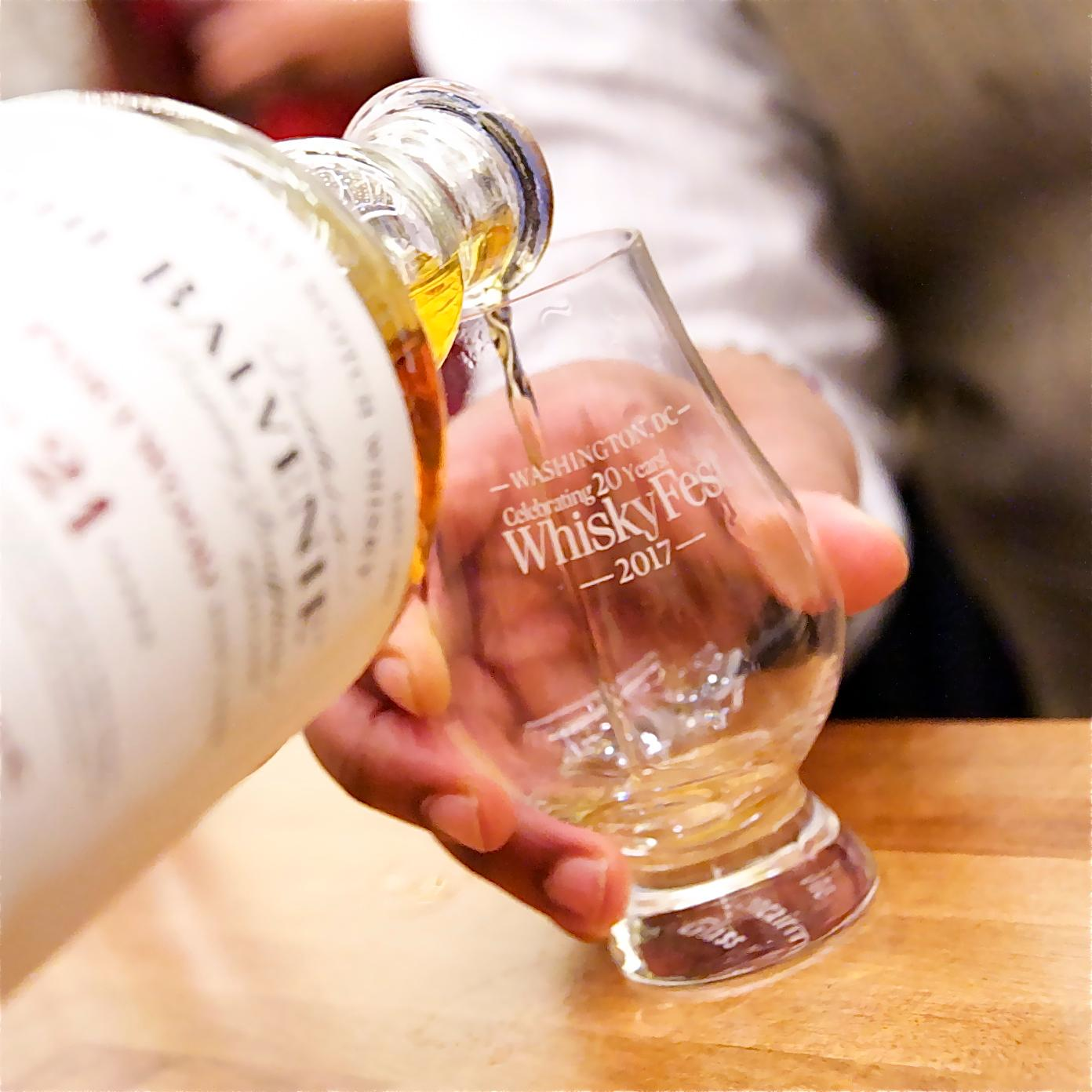 Dram fans, get excited! WhiskyFest -- the leading whisk(e)y festival in North America -- returns to Washington, D.C. on April 17! (Image: Courtesy WhiskeyFest)