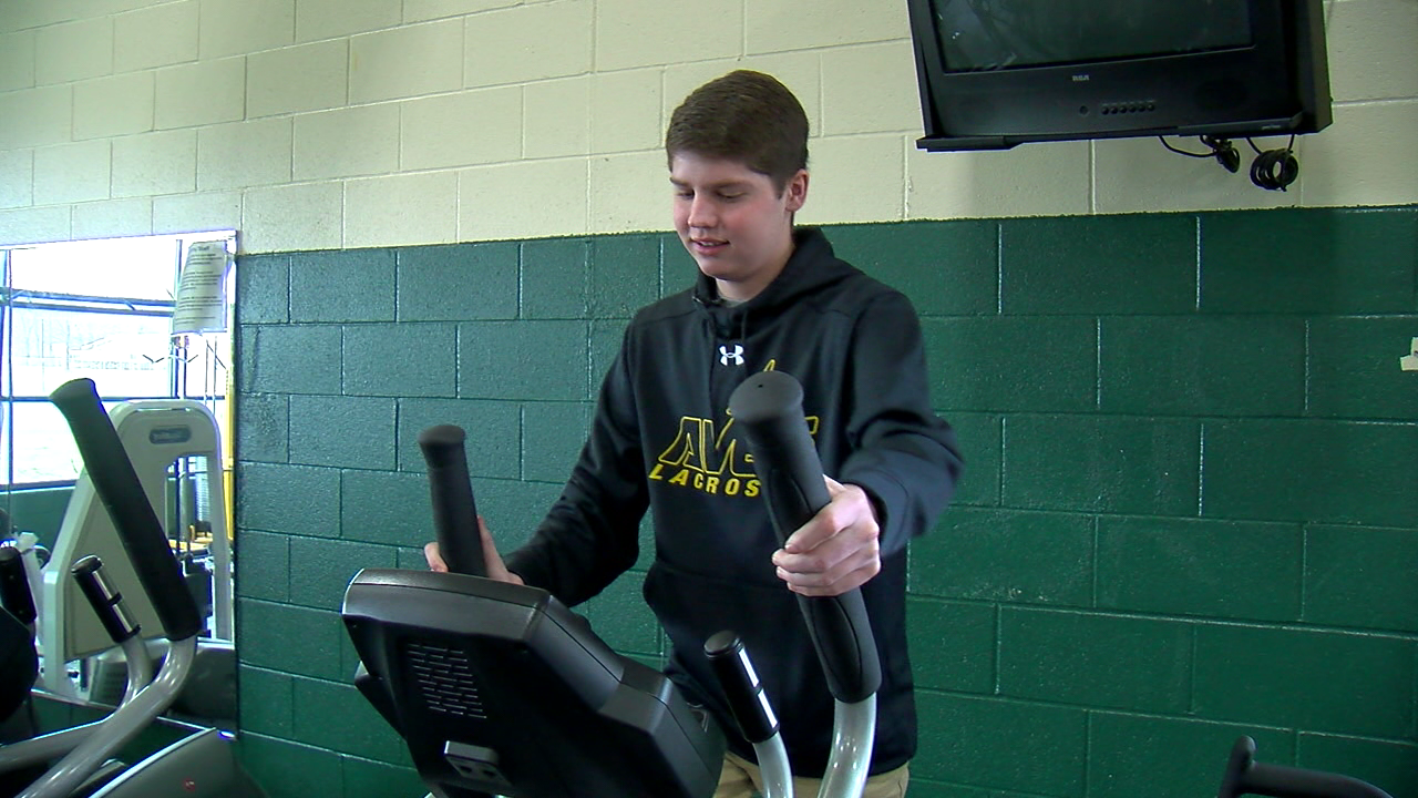 High school student stroke survivor leads 1K walk to fight stroke (WKRC)