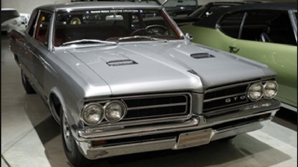 Pontiac Maker Of Muscle Cars Ends After 84 Years Kpic
