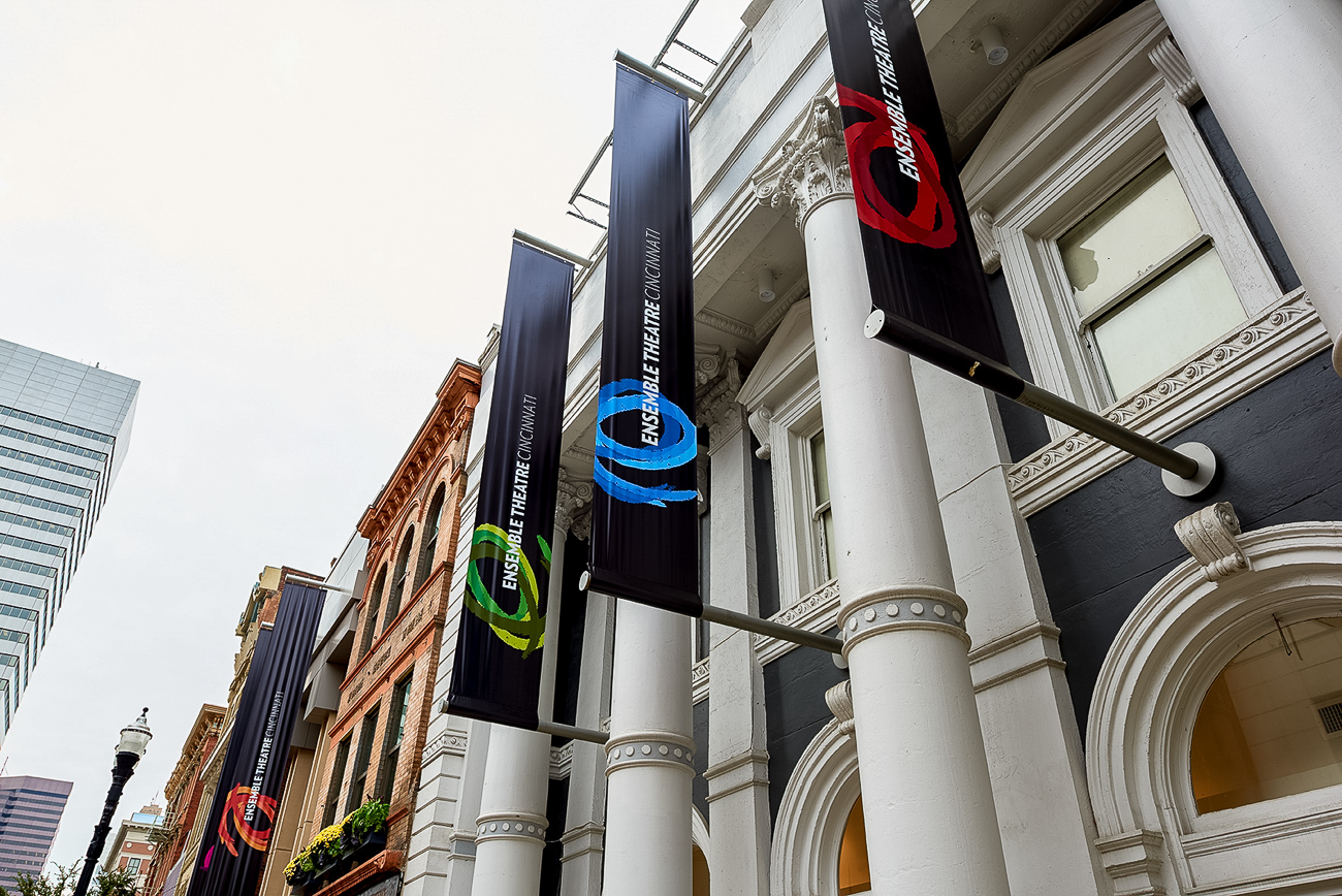 Ensemble Theatre Cincinnati recently completed a multi-million dollar project that added a brand new building to its footprint along Vine Street in Over-the-Rhine. An expanded box office, increased natural light through large street-facing windows, larger auditorium seats, an elevator, added restrooms, and better administrative areas make for seemingly new theatre. Despite the additions, however, it is still the ETC the community loves at its core. ADDRESS: 1127 Vine St. (45202) / Image: Ryan Kurtz // Published: 11.16.17