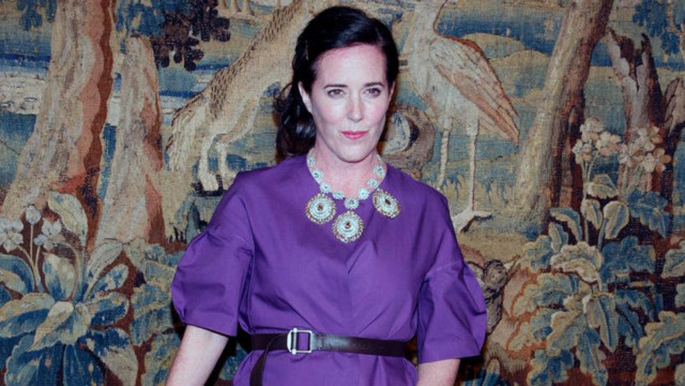 Kate Spade Fashion Designer Found Dead In Apparent Suicide Wmsn