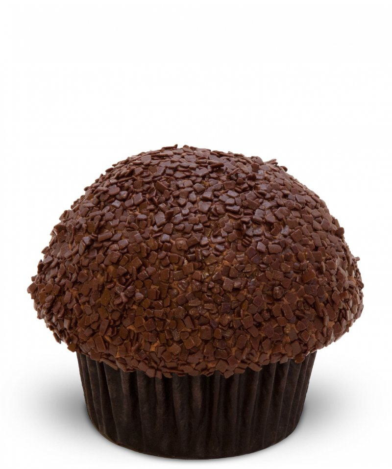 Triple Chocolate Cupcake{ }(Photo: Trophy Cupcakes)