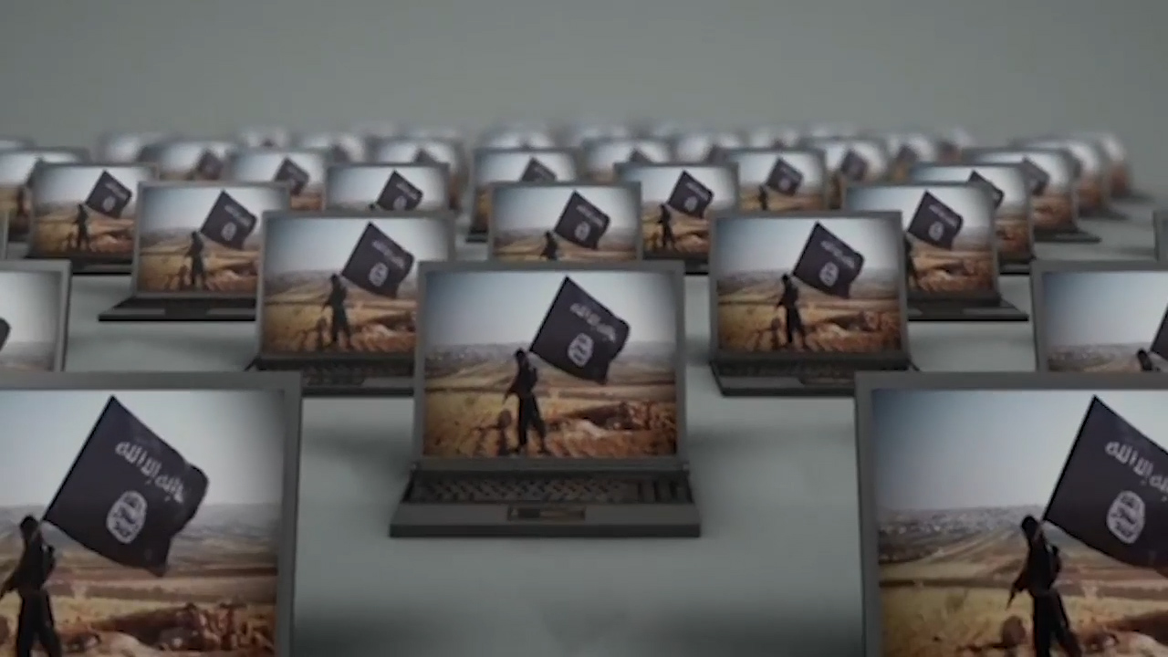 The role social media companies play in combatting terrorism online is evolving  (Sinclair Broadcast Group)