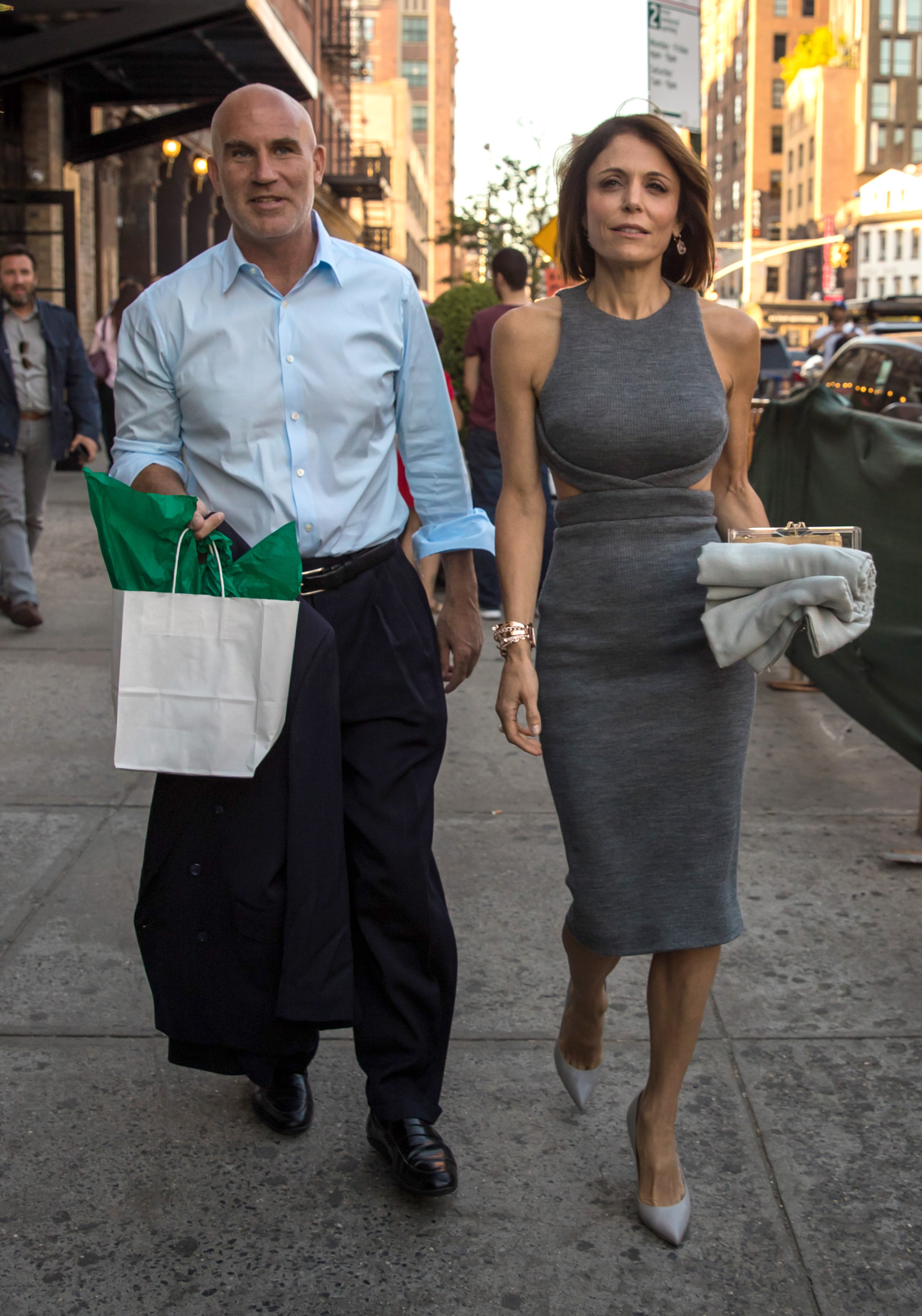 Bethenny Frankel leaving Soho House in New York City with her new boyfriend Dennis ShieldsFeaturing: Bethenny Frankel, Dennis ShieldsWhere: New York City, New York, United StatesWhen: 14 Jun 2016Credit: WENN.com