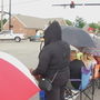 Hundreds line the street for parade kicking off Vectren Dayton Air Show weekend
