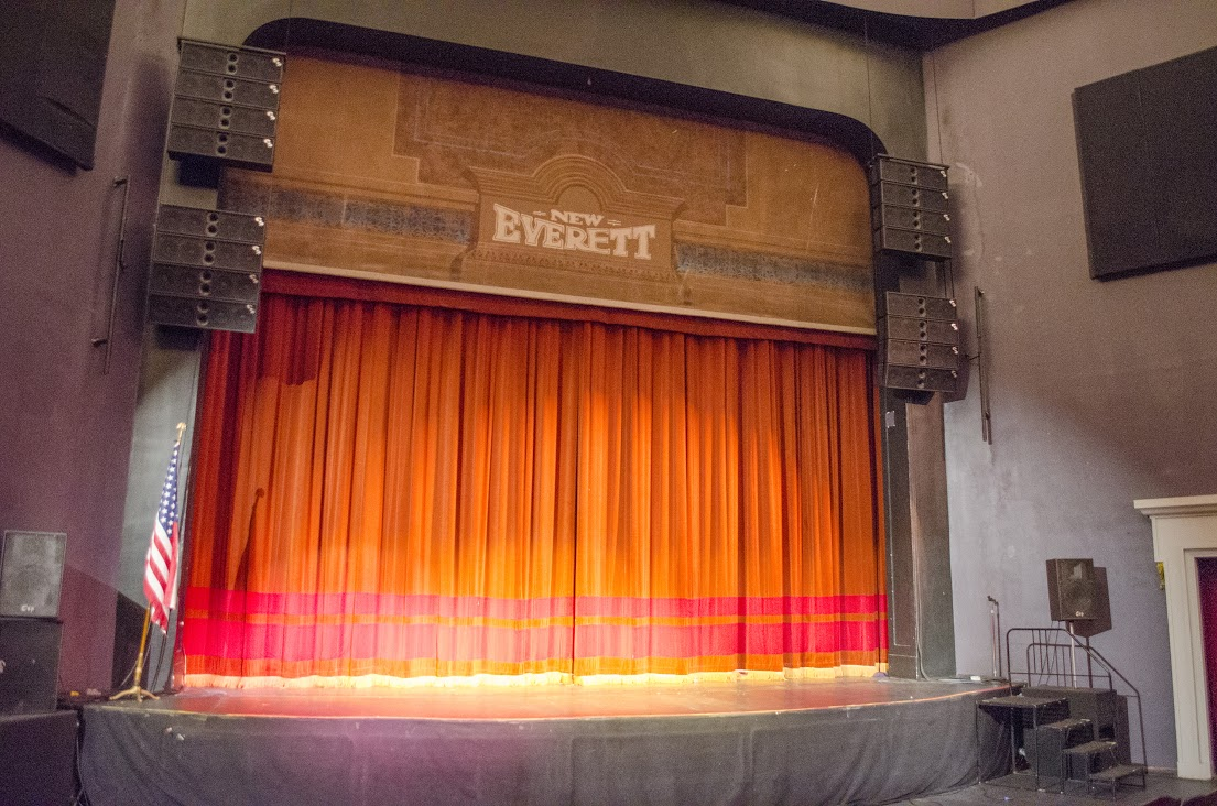 Photo Courtesy Historic Everett Theater
