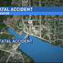 Crash kills one man, sends a woman to the hospital