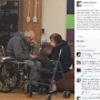 VIRAL PHOTO | Couple married for 62 years forced to say goodbye