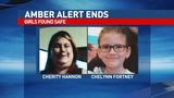 Abducted Cabell County girls found safe in Grant County