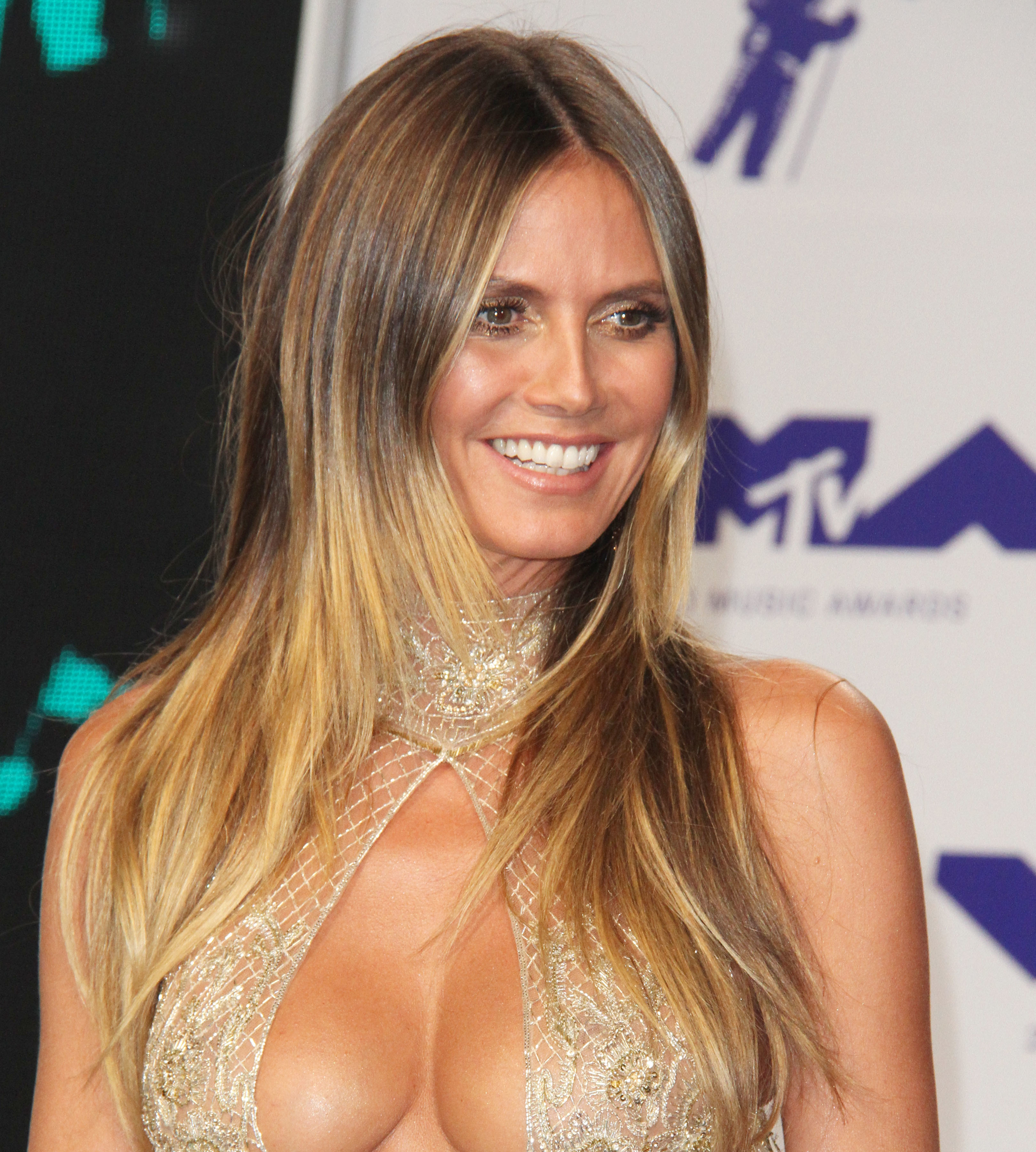 MTV Video Music Awards (VMA) 2017 Arrivals held at the Forum in Inglewood, California.  Featuring: Heidi Klum Where: Los Angeles, California, United States When: 26 Aug 2017 Credit: Adriana M. Barraza/WENN.com
