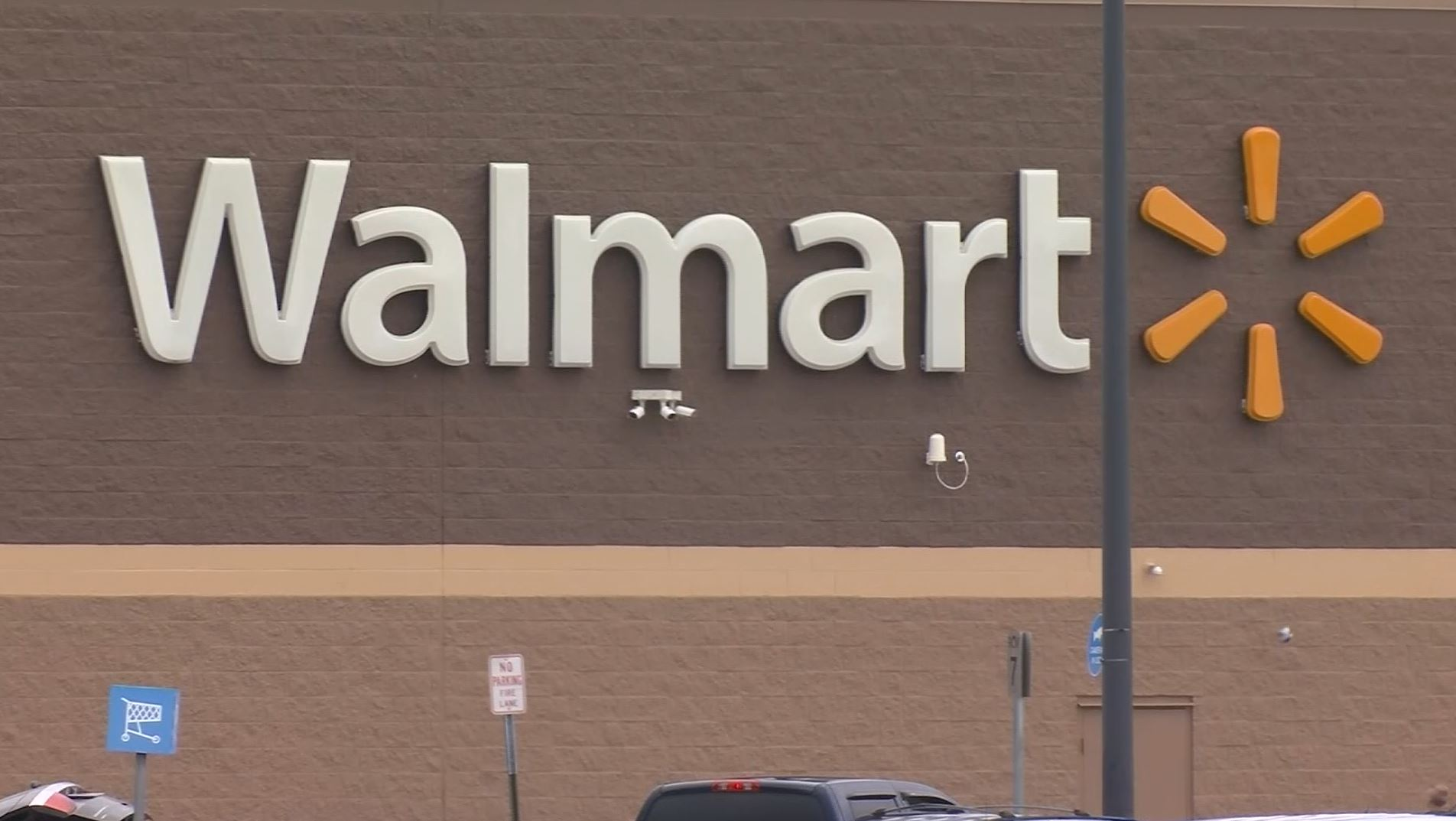 Kentucky man pepper-sprays 80-year-old Walmart greeter (Photo: WLEX, Mt. Sterling PD via CNN Newsource)