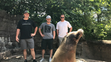 PHOTOS: Reds players spend day at Cincinnati Zoo