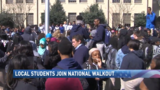 Schools across the area participate in nationwide 'walkout' day