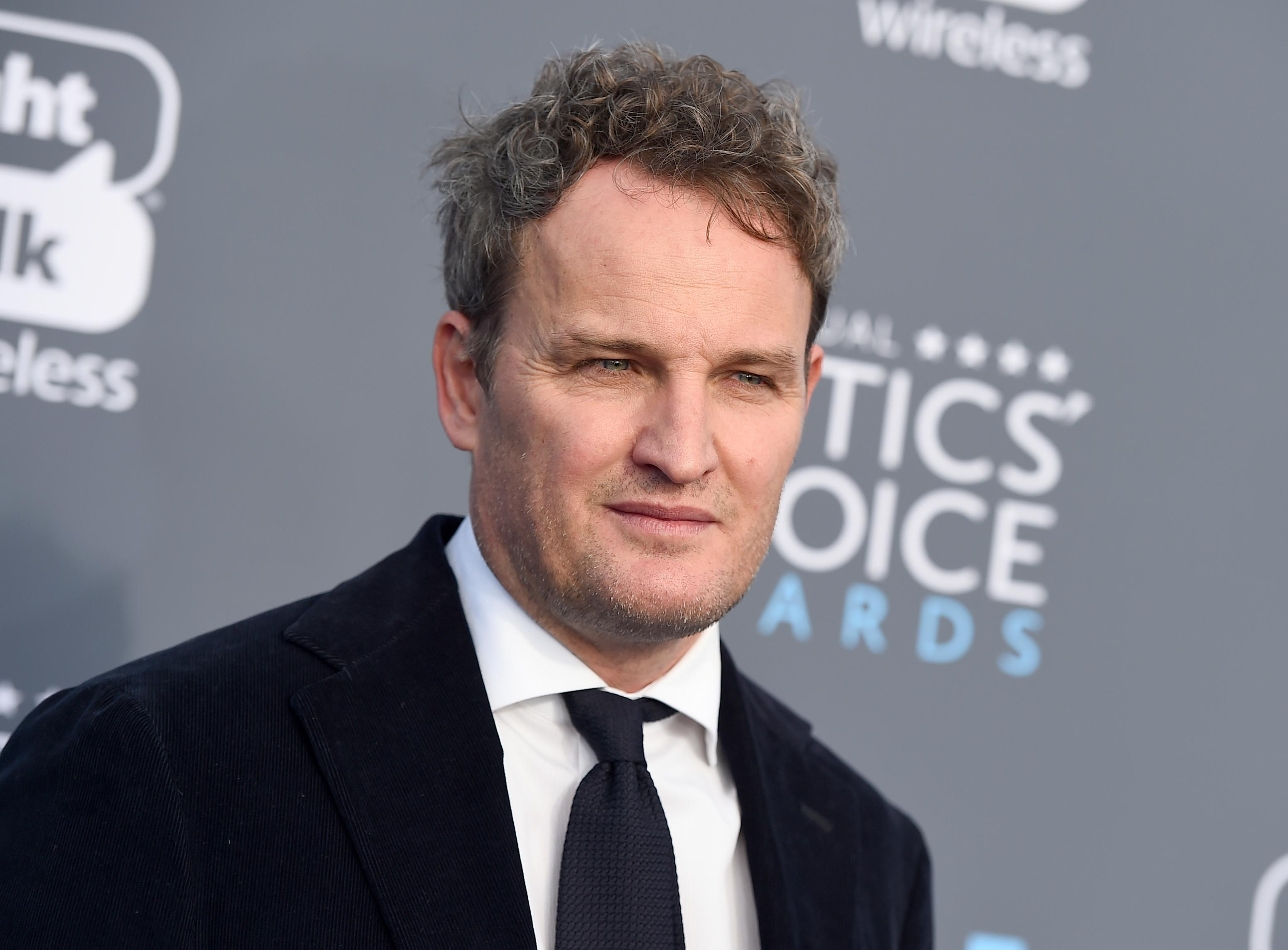 Jason Clarke arrives at the 23rd annual Critics' Choice Awards at the Barker Hangar on Thursday, Jan. 11, 2018, in Santa Monica, Calif. (Photo by Jordan Strauss/Invision/AP)