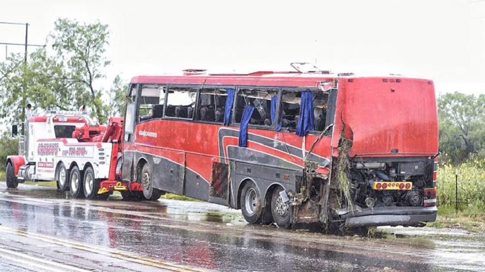 Dps Bus Crash Claims Life Of Weslaco Man Marking Ninth