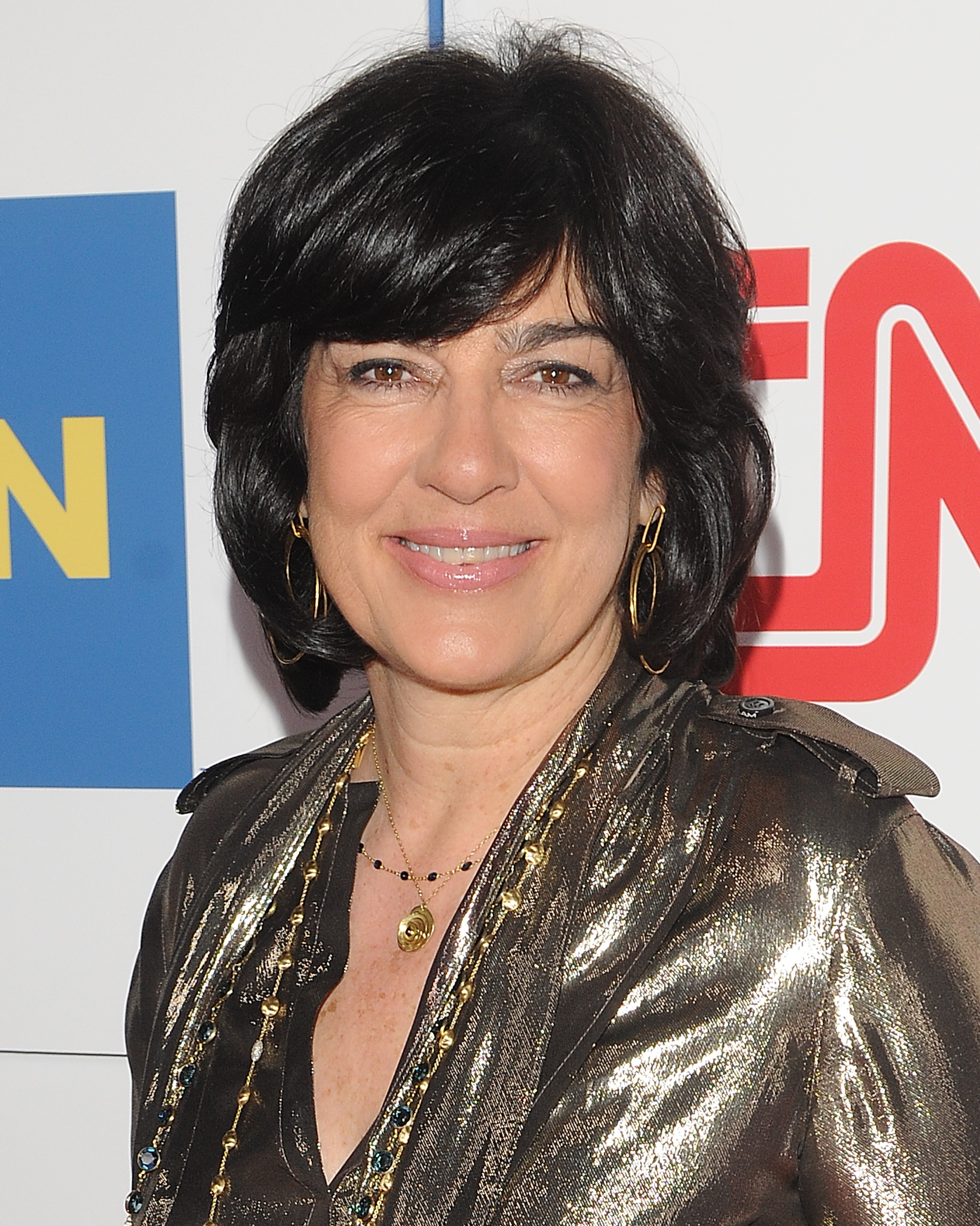 Cnn S Christiane Amanpour Will Temporarily Replace Charlie