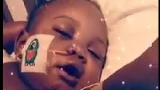 Baby hospitalized with severe burns; 12-year-old shares her side of story