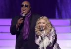 Stevie Wonder, left, and Madonna perform a tribute to Prince at the Billboard Music Awards at the T-Mobile Arena on Sunday, May 22, 2016, in Las Vegas2.jpg
