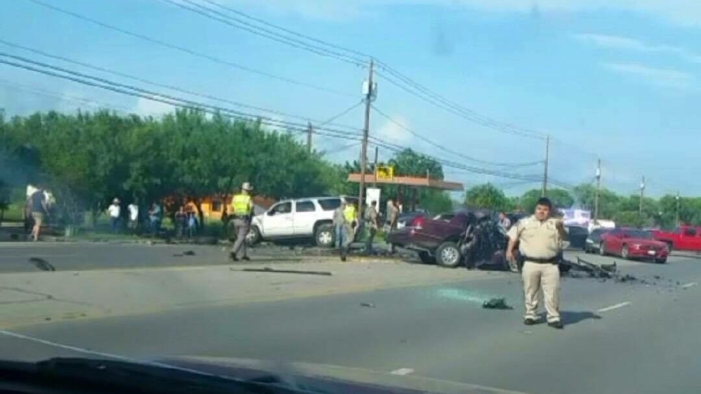 Mcallen Tx News Car Accident