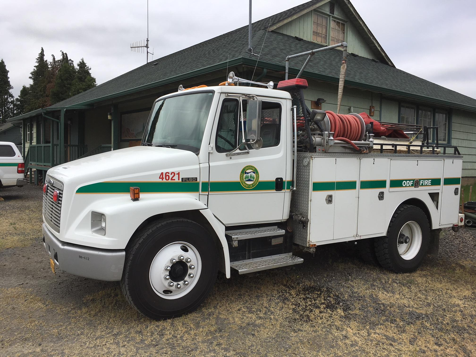 "If current predictions come true, Oregon faces another daunting fire season in 2018. ""The snow pack wasn't really good over the winter,"" said Tracy Beck, the Willamette National Forest supervisor. ""I'm concerned, but we're ready."" (SBG)"