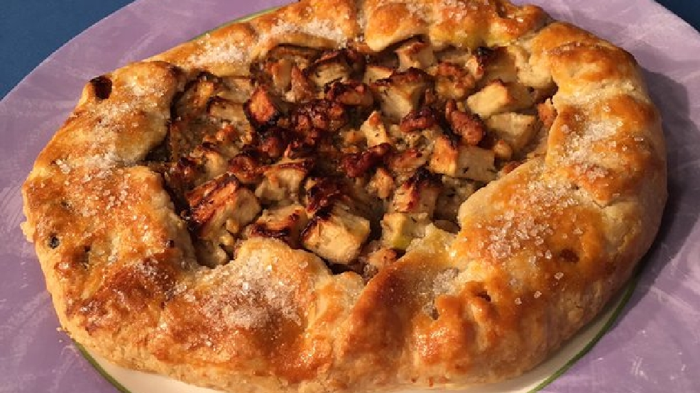 Sunday Brunch: Walnut Apple Gorgonzola Rustic Tart | News, Weather ...