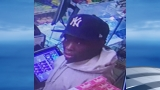Nashville Police look for man in weekend armed robbery