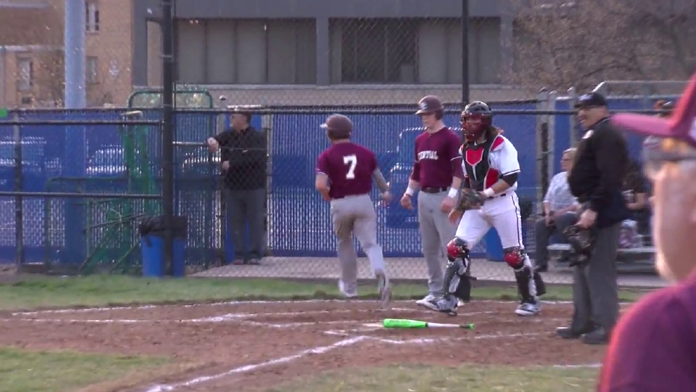 3.24.17 Video- Wheeling Central vs. Weir High- high school boys baseball