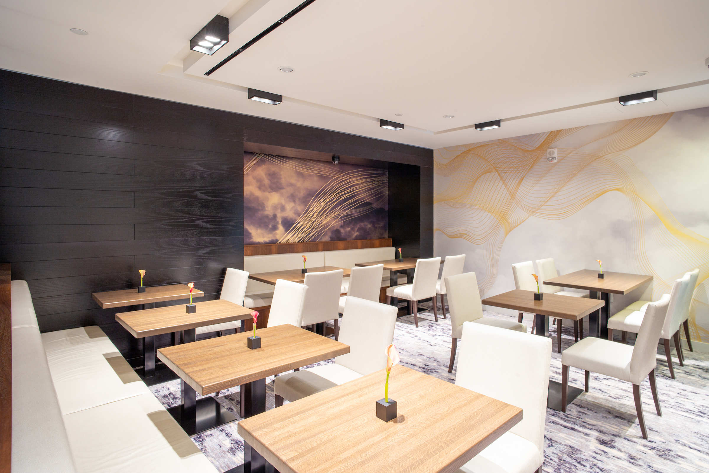 The dining room at Sushi Nakazawa. (Image: Nick Solares)