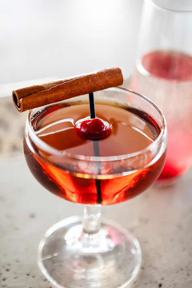 {&amp;nbsp;}Black Manhattan (Image: Courtesy{&amp;nbsp;}Mazagan){&amp;nbsp;}<p></p>