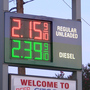 Gas prices slowly decreasing in Georgia